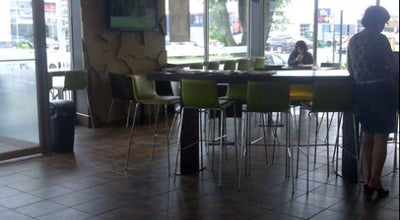 Photo of Coffee Shop Java U at 5345 Ferrier, Montréal, QC H4P, Canada