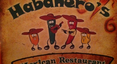 Photo of Mexican Restaurant Habanero's Mexican Restaurant at Main St., Mauldin, SC 29662, United States