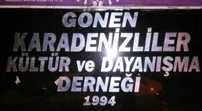 Photo of Arcade Karadenizliler Dernegi at Ataturk Cad, Turkey