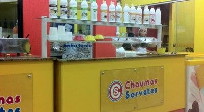 Photo of Ice Cream Shop Chaumas Sorvetes at Blvd. Augusto Monteiro, 985, Triângulo Velho, Rio Branco 69906-230, Brazil