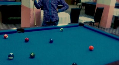 Photo of Pool Hall ihtisas bilardo spor kulübü at Tarsus, Turkey
