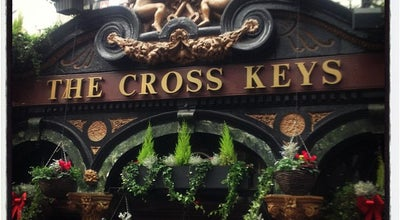Photo of Pub The Cross Keys at 31 Endell St, Covent Garden WC2H 9EB, United Kingdom