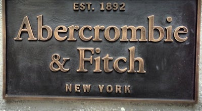 Photo of Clothing Store Abercrombie & Fitch at Sendlinger Str. 8, München 80331, Germany