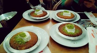 Photo of Cafe Közde Künefe at Bahçelievler, İSTANBUL 34180, Turkey