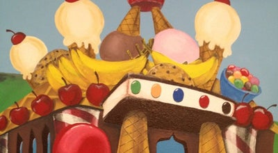 Photo of Ice Cream Shop Ice Cream Palace at Give Kids The World Village, Kissimmee, FL 34746, United States