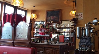 Photo of Italian Restaurant Swann et Vincent at 7 Rue Saint-nicolas, Paris 75012, France