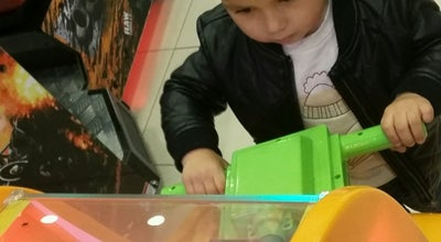 Photo of Arcade Maxigame oyun salonu Tire Park avm at Turkey