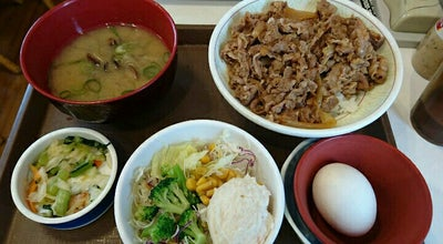 Photo of Food すき家 加古川南店 at 尾上町安田305-1, 加古川市, Japan