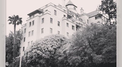 Photo of Hotel Château Marmont at 8221 W Sunset Blvd, West Hollywood, CA 90046, United States