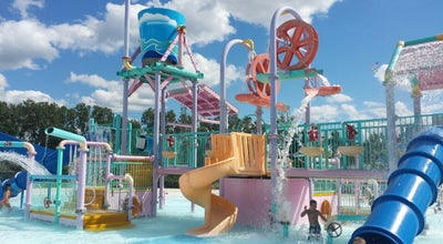 Photo of Water Park Red Oaks Waterpark at 1455 E 13 Mile Rd, Madison Heights, MI 48071, United States