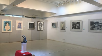 Photo of Art Gallery หอศิลป์จามจุรี at Chulalongkorn University, Pathum Wan 10330, Thailand