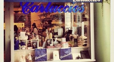 Photo of Italian Restaurant Carluccio's at The Water's Edge, Birmingham B1 2HP, United Kingdom