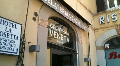 Photo of Ice Cream Shop Gelateria Veneta at Piazza Italia 20, Perugia, Italy