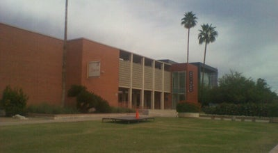 Photo of Dance Studio Ina Gittings Building at 1713 E. University Blvd., Tucson, AZ 85719, United States