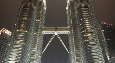 Photo of Building Petronas Twin Towers at Jalan Ampang 1, Kuala Lumpur, Malaysia