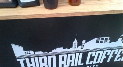 Photo of Coffee Shop Third Rail Coffee at 5th Ave, New York, NY 10118, United States