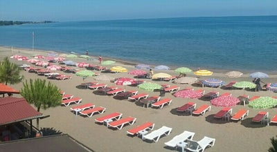 Photo of Beach Mavi Deniz at Turkey