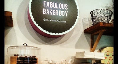 Photo of Bakery The Fabulous Baker Boy at The Foothills, #01-15, Singapore 179037, Singapore