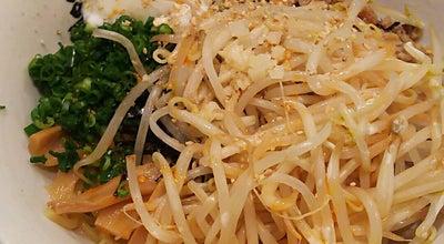 Photo of Ramen / Noodle House 油そば専門店 歌志軒 岡崎法性寺店 at 法性寺町字荒子54-2, 岡崎市 466-0206, Japan