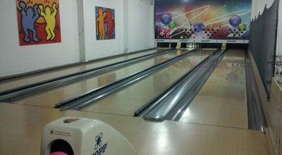 Photo of Bowling Alley Gold Pinos Boliche at Av. Emancipação, 425 - Shopping 2000, Tramandaí, Brazil