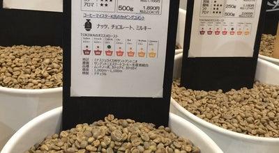 Photo of Coffee Shop 常盤珈琲焙煎所 イオンモール羽生店 at 川崎2-281-3, Hanyū, Japan