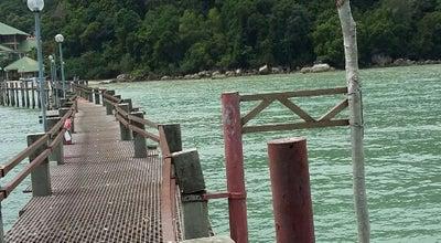 Photo of National Park Taman Negara Pulau Pinang at Teluk Bahang, Malaysia