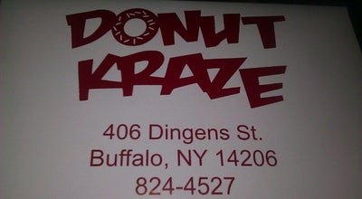 Photo of Donut Shop Donut Kraze at 406 Dingens St, Buffalo, NY 14206, United States