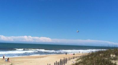 Photo of Beach Ocean Bay Beach at Kill Devil Hills, NC 27948, United States