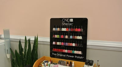 Photo of Spa ECA Nails & Spa at 362 W Broad St, Falls Church, VA 22046, United States