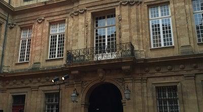 Photo of Monument / Landmark Hotel de Ville at Place De L'hotel De Ville, Aix-en-Provence 13100, France