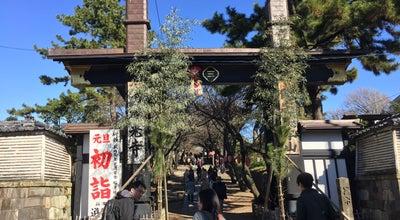 Photo of Temple 遊行寺 総門 at Japan