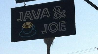 Photo of Coffee Shop Java & Joe at 323 E Matilija St, Ojai, CA 93023, United States