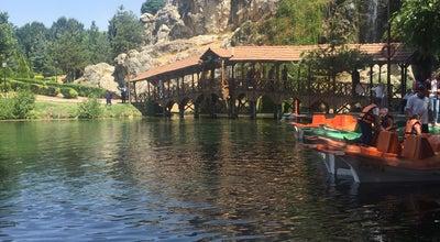 Photo of Diner Pınarbaşı Kayadibi Cennet Bahçesi at Turkey
