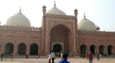 Photo of Mosque Badshahi Masjid, Lahore at Pakistan