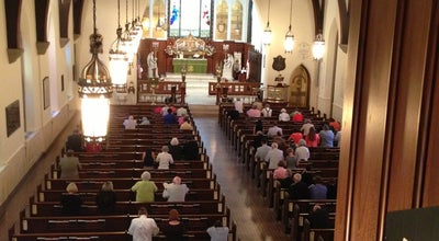 Photo of Church St. John's Episcopal Church at 113 Madison Ave, Montgomery, AL 36104, United States