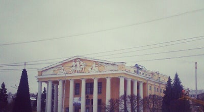 Photo of Theater Чувашский драматический театр им. К. Иванова at Красная Площадь, 7, Чебоксары, Russia