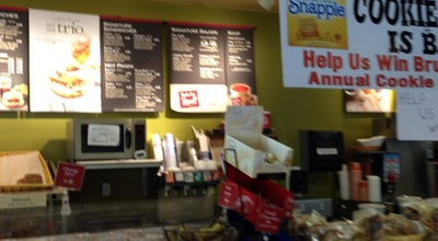 Photo of Bagel Shop Bruegger's at 1634 Union St, Schenectady, NY 12309, United States