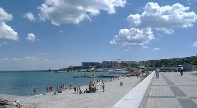 Photo of Beach Центральный пляж at город Новороссийск, Russia