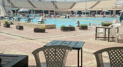 Photo of Pool Ahly Sports Club Swimming Pool at Hassan El Ma'moun, Nasr City, Egypt