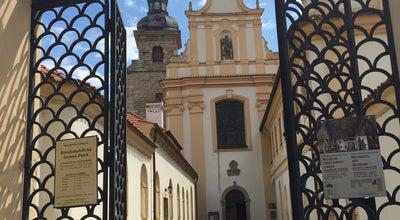 Photo of Church Františkánský Klášter at Czech Republic