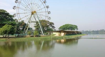 Photo of Lake Inya Lake at Inya Lake, Yangon, Myanmar