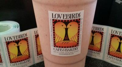 Photo of Cafe Lovebirds Cafe & Bakery at 921 E Colorado Blvd, Pasadena, CA 91106, United States