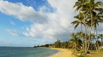 Photo of Beach Pono Kai Beach at Kapaa Homesteads, HI, United States