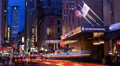 Photo of Hotel InterContinental New York Times Square at 300 W 44th Street, New York City, NY 10036, United States