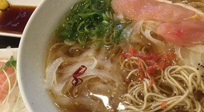 Photo of Food 鶏そば本店 at 西則末町7-18, 尾道市, Japan
