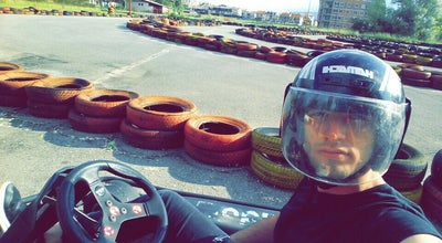 Photo of Racetrack Karting RIMO at Biljanini Izvori, Ohrid, Macedonia