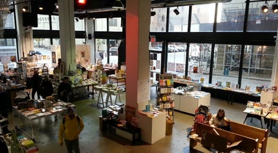 Photo of Bookstore Powerhouse Arena at 37 Main St, Brooklyn, NY 11201, United States