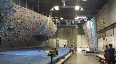 Photo of Rock Climbing Spot Focus Climbing Gym at 2150 W Broadway Rd #103, Mesa, AZ 85202, United States