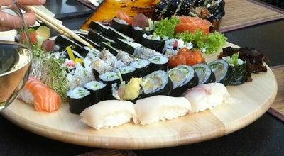 Photo of Sushi Restaurant SAKANA Sushi Bar at Burakowska 5/7, Warszawa, Poland