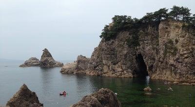 Photo of Beach 笹川流れ at 日本, 村上市, Japan